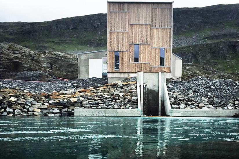 Storelvvatn kraftverk