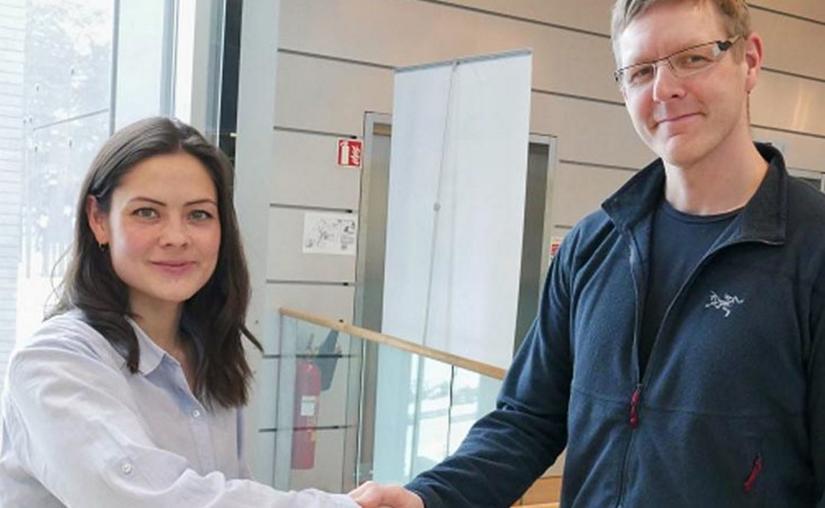 Heidi Theresa Ose, Sweco og Egil Olsen, SKS Produksjon.