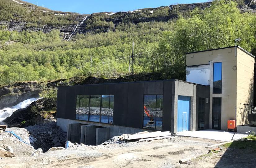 Nye Sjøfossen kraftverk